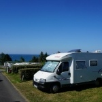 Emplacement Camping-Car - Camping Bretagne Nord
