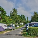 Emplacement vallée - Camping Bretagne Nord